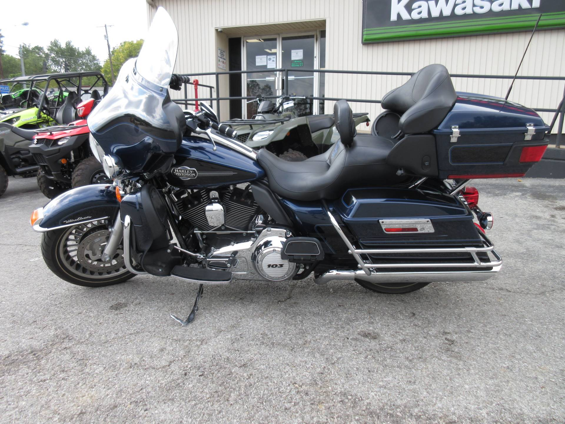 2012 Harley-Davidson Ultra Classic® Electra Glide® in Georgetown, Kentucky - Photo 8