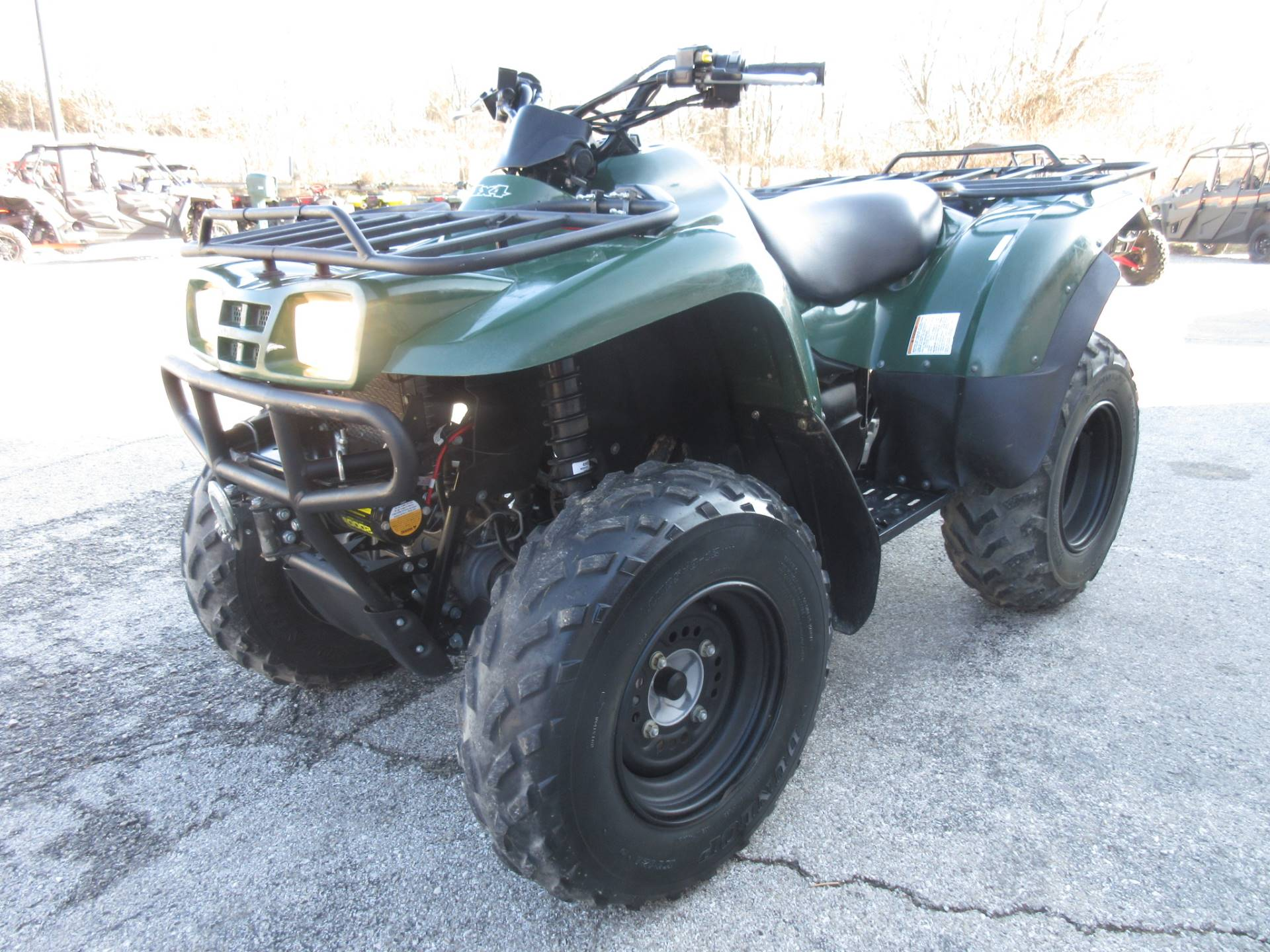 2008 Kawasaki Prairie® 360 4x4 in Georgetown, Kentucky - Photo 5