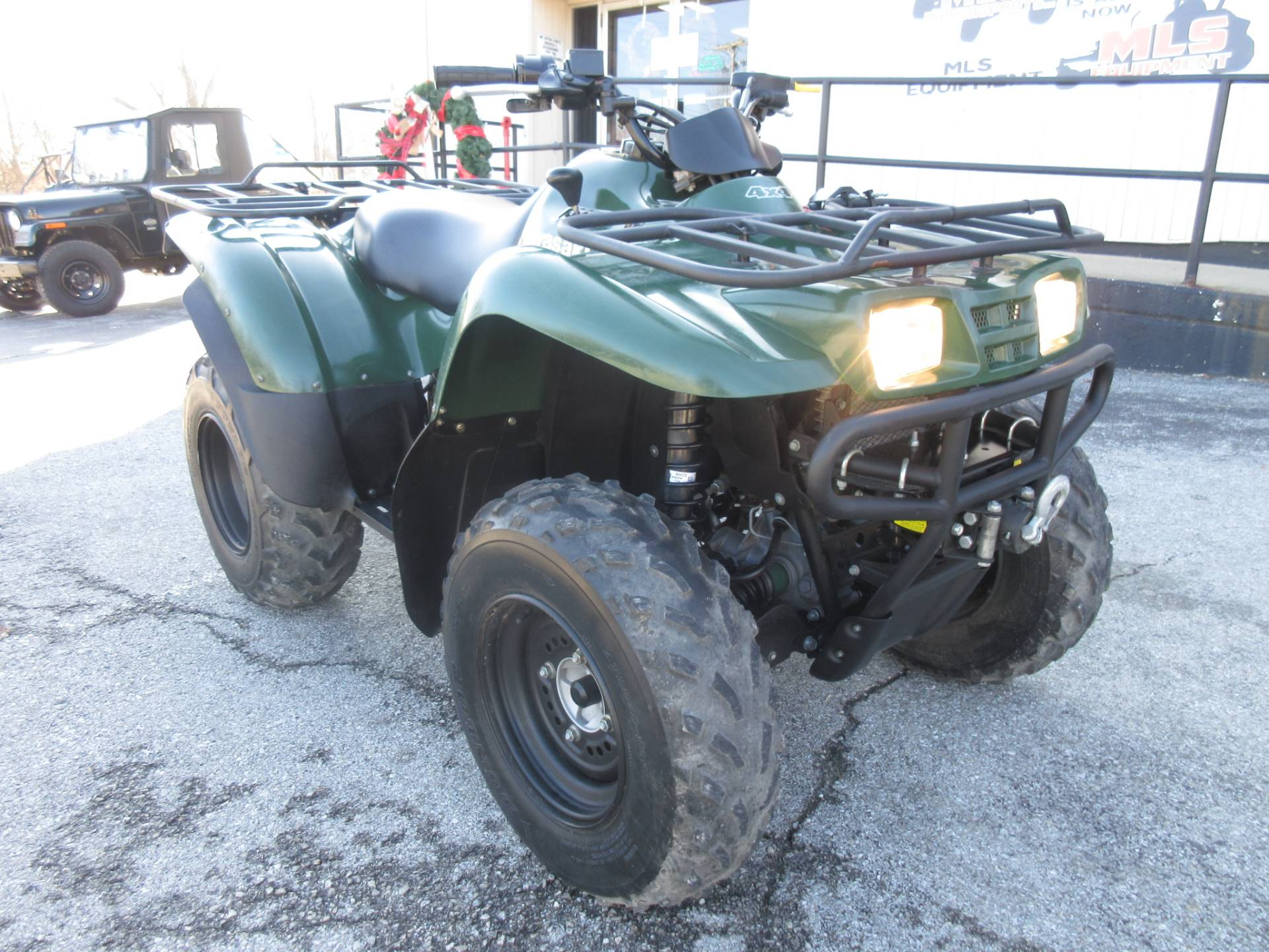 2008 Kawasaki Prairie® 360 4x4 in Georgetown, Kentucky - Photo 7