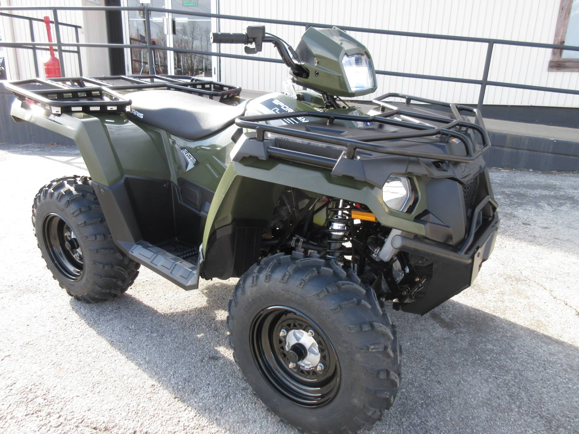 2020 Polaris Sportsman 450 H.O. Utility Package in Georgetown, Kentucky - Photo 2