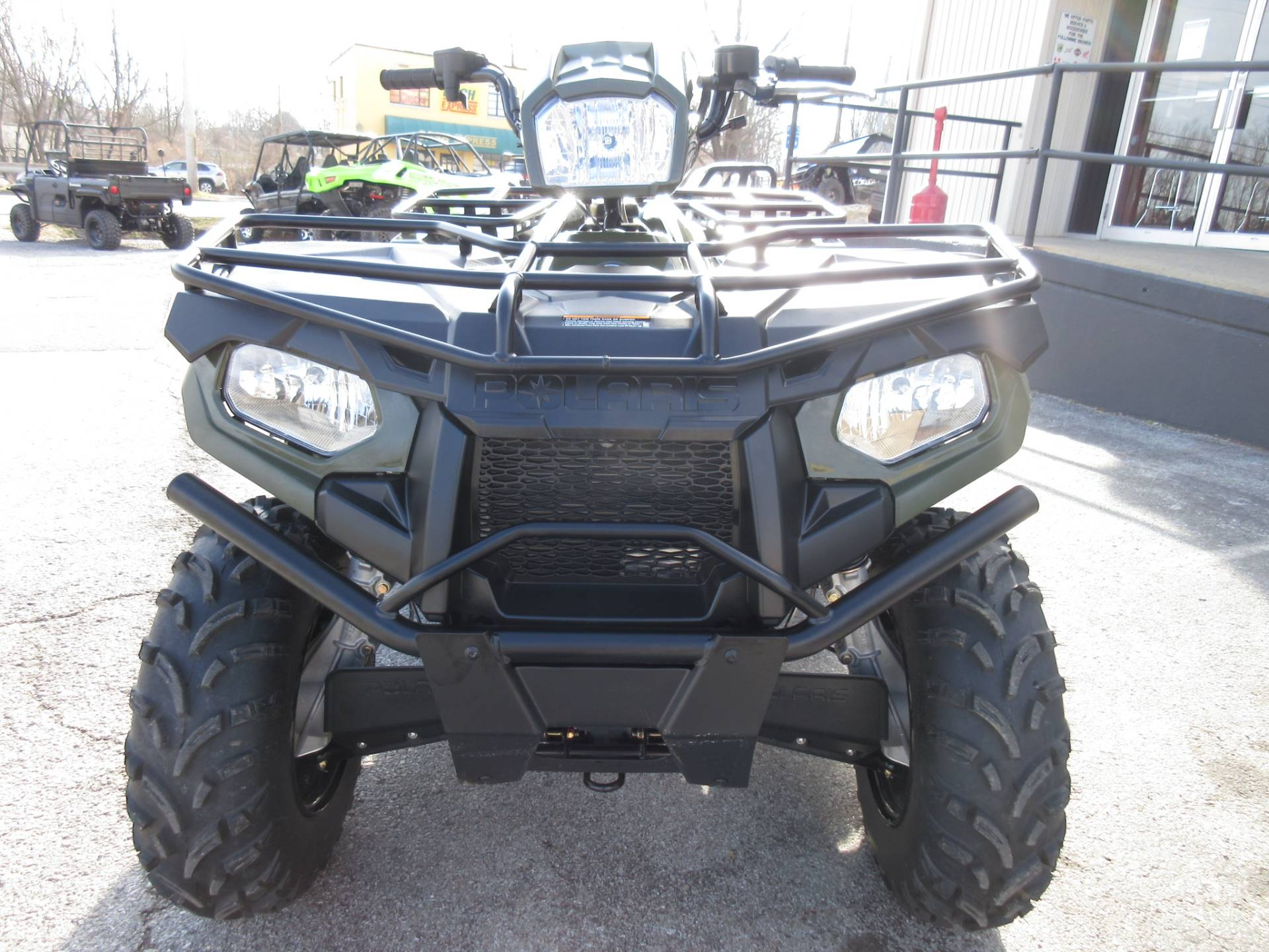 2020 Polaris Sportsman 450 H.O. Utility Package in Georgetown, Kentucky - Photo 3