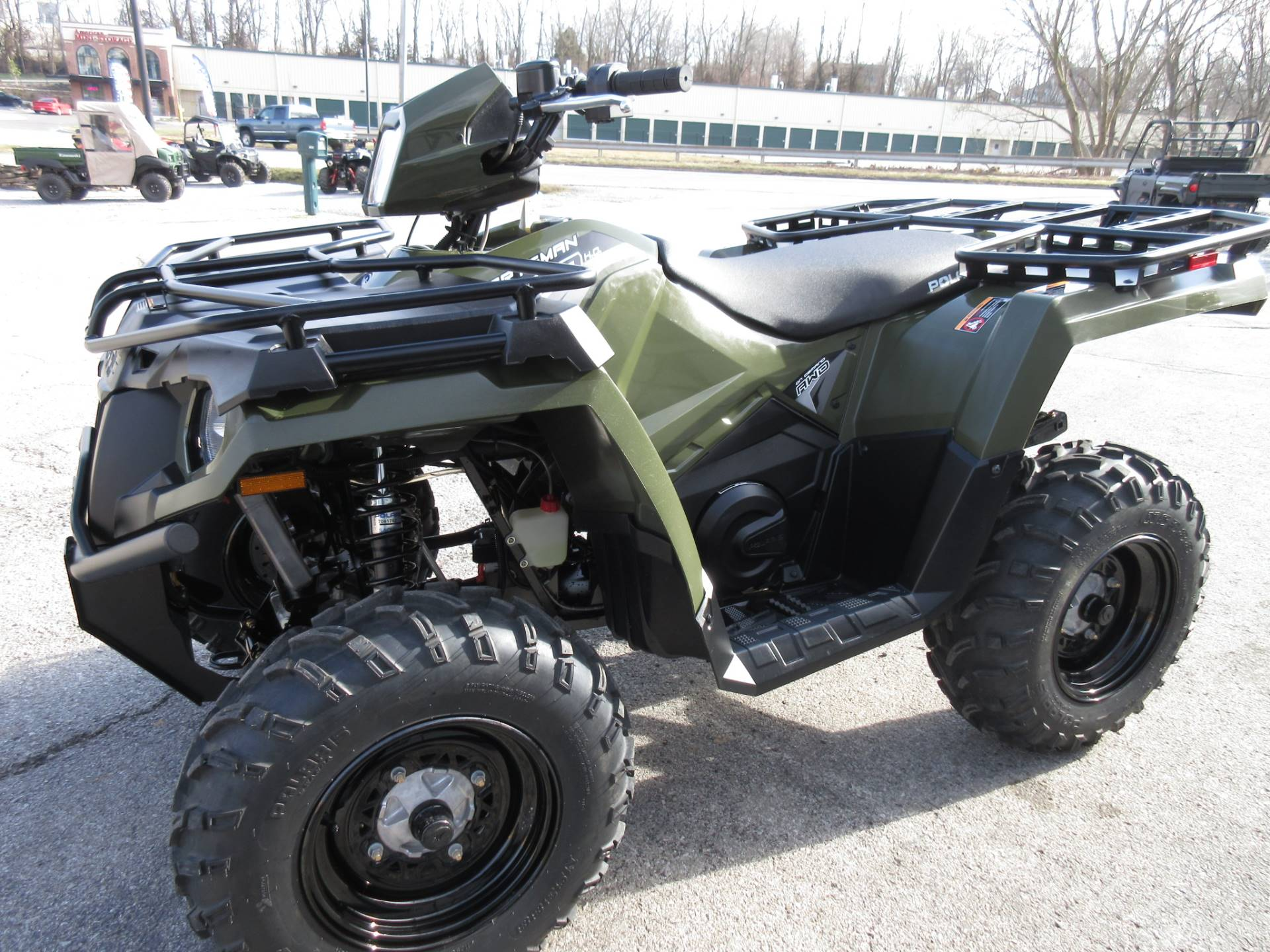 2020 Polaris Sportsman 450 H.O. Utility Package in Georgetown, Kentucky - Photo 4