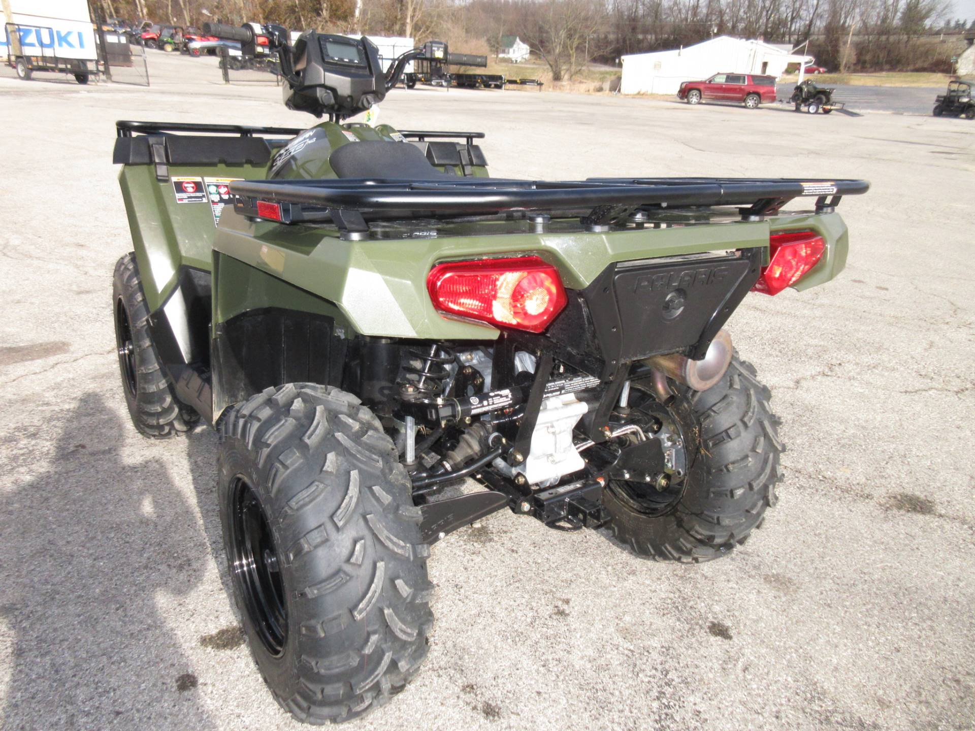 2020 Polaris Sportsman 450 H.O. Utility Package in Georgetown, Kentucky - Photo 6