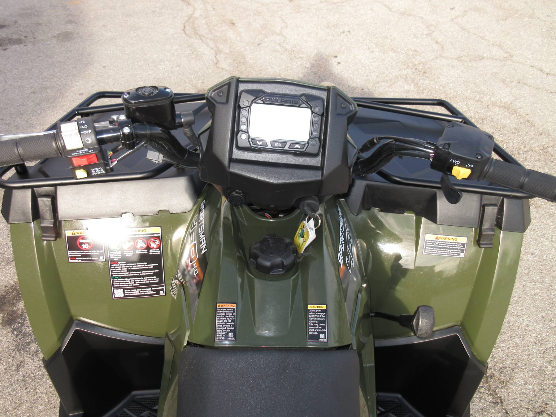 2020 Polaris Sportsman 450 H.O. Utility Package in Georgetown, Kentucky - Photo 8