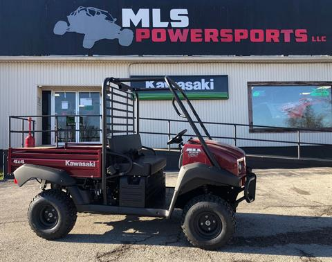 2021 Kawasaki Mule 4010 4x4 in Georgetown, Kentucky - Photo 1