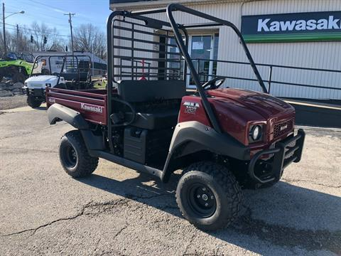 2021 Kawasaki Mule 4010 4x4 in Georgetown, Kentucky - Photo 2