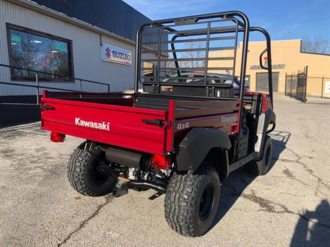 2021 Kawasaki Mule 4010 4x4 in Georgetown, Kentucky - Photo 3