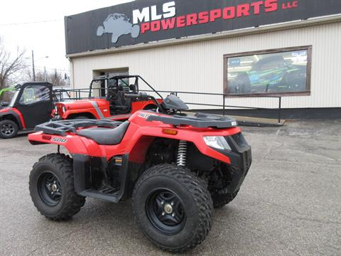 2017 Arctic Cat Alterra 500 in Georgetown, Kentucky