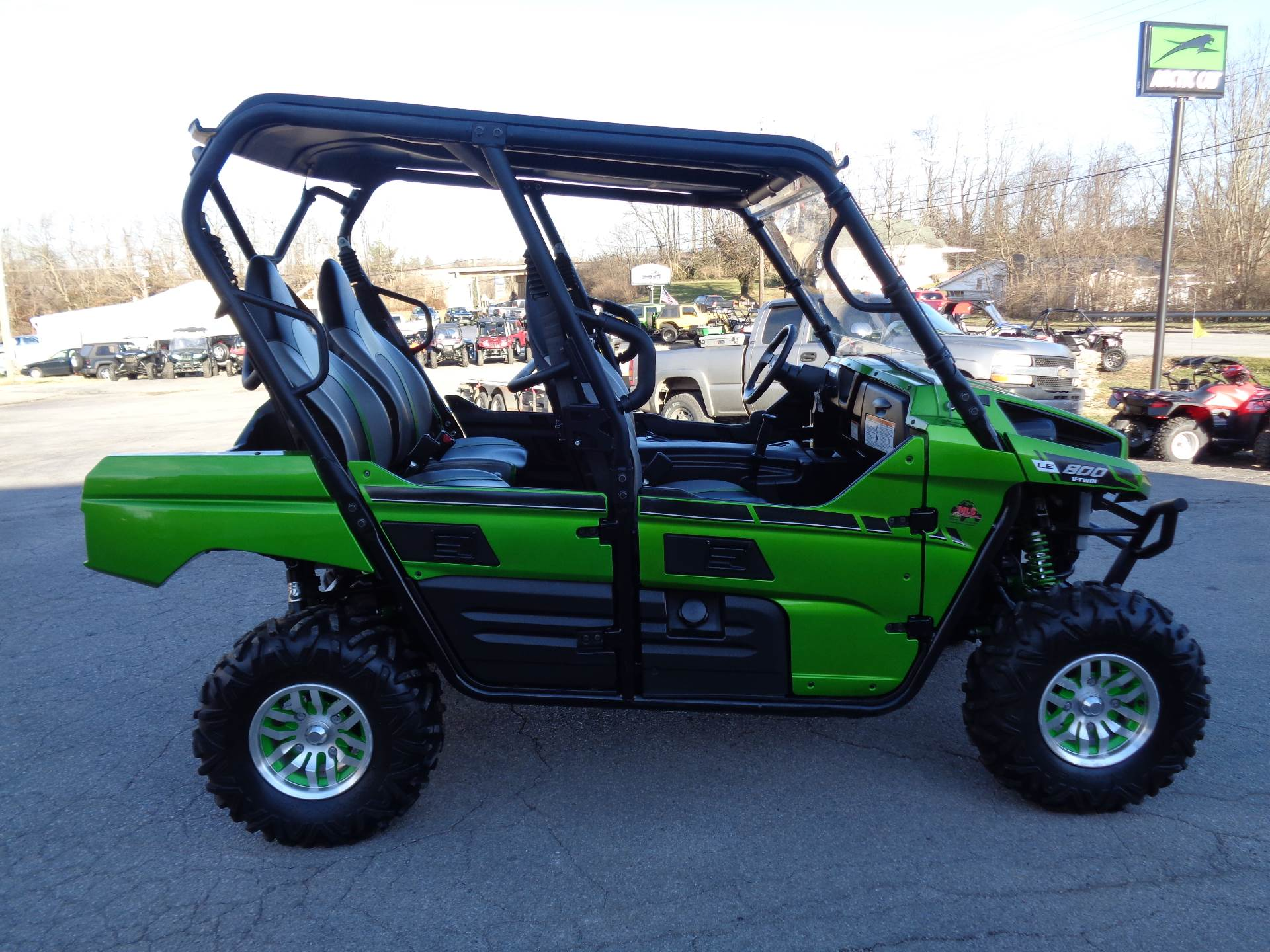 Kawasaki Teryx For Sale In Bc