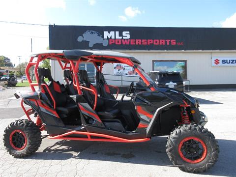 2017 Can-Am Maverick MAX X rs Turbo in Georgetown, Kentucky - Photo 1