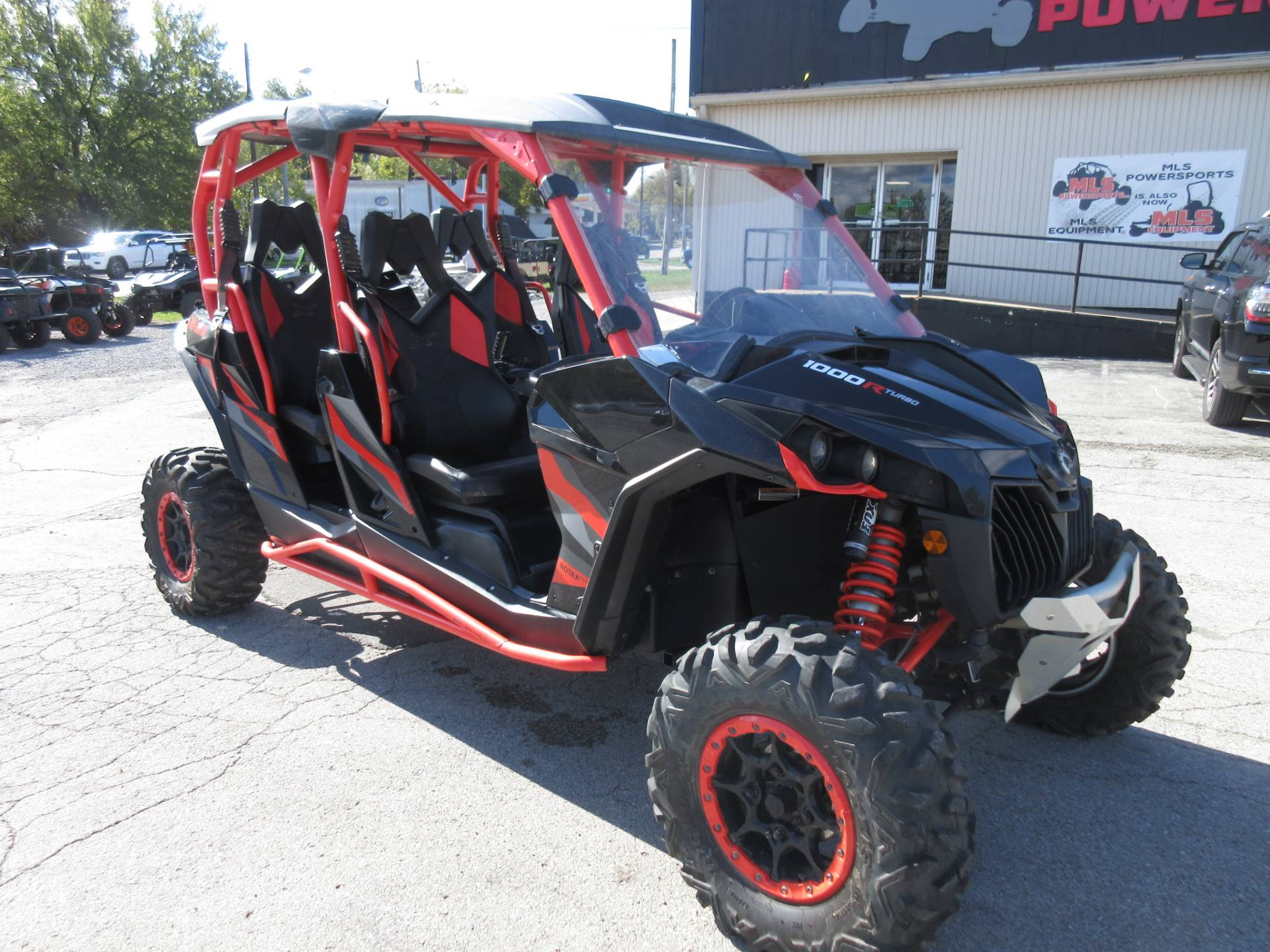 2017 Can-Am Maverick MAX X rs Turbo in Georgetown, Kentucky - Photo 2