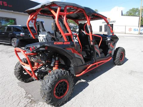2017 Can-Am Maverick MAX X rs Turbo in Georgetown, Kentucky - Photo 8