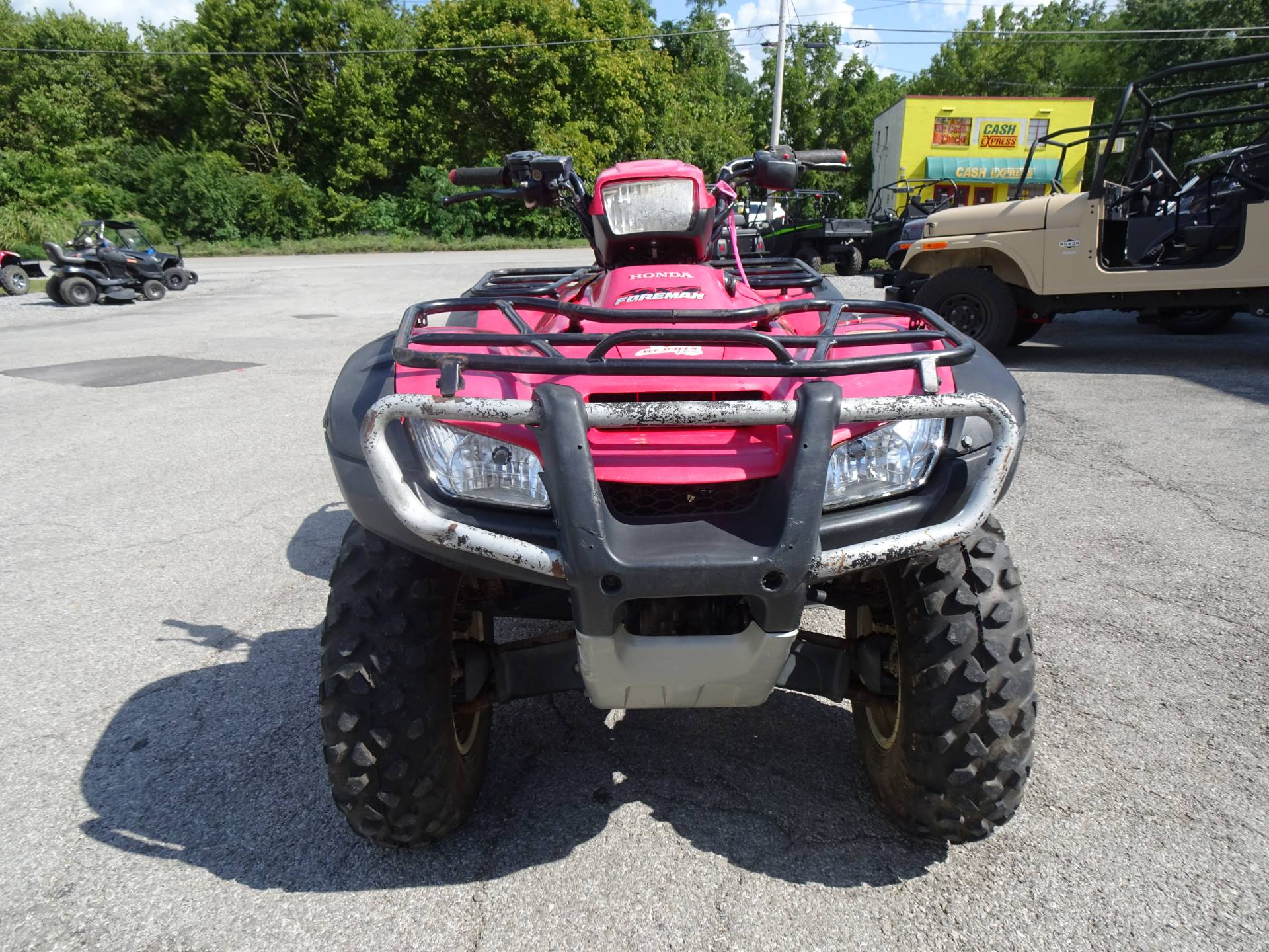2009 Honda FourTrax® Foreman® 4x4 in Georgetown, Kentucky - Photo 7