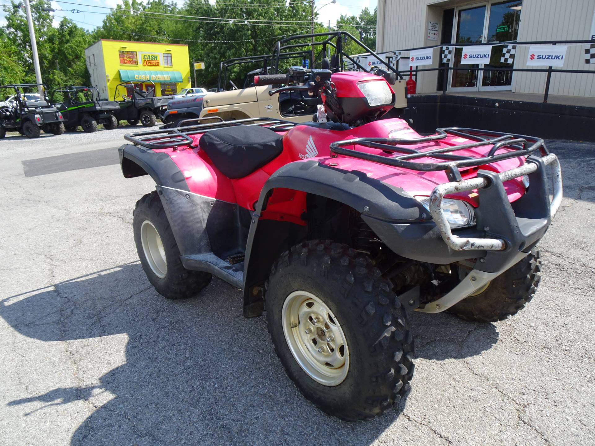 2009 Honda FourTrax® Foreman® 4x4 in Georgetown, Kentucky - Photo 8