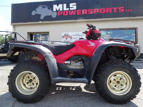 2009 Honda FourTrax® Foreman® 4x4 in Georgetown, Kentucky - Photo 1