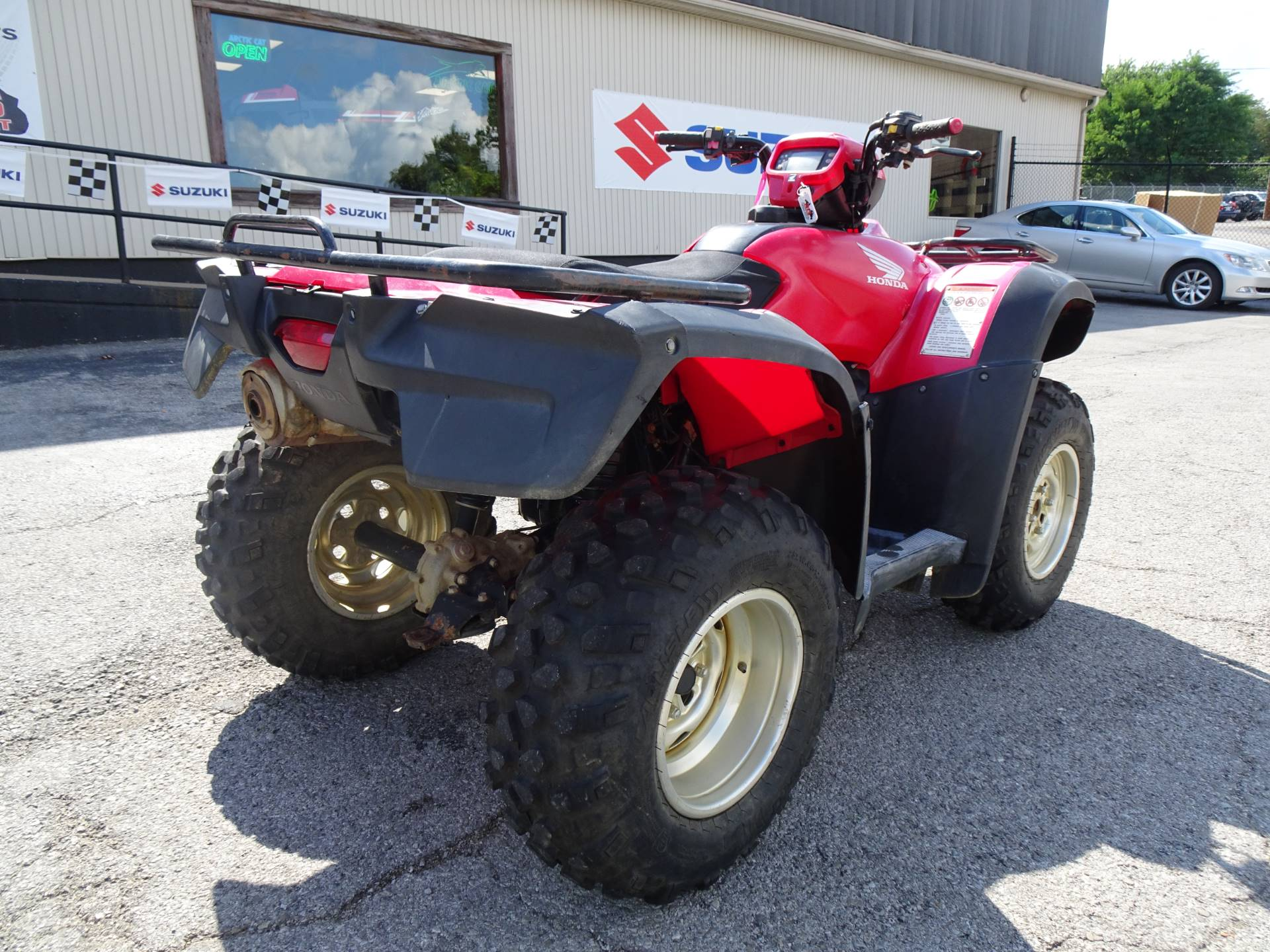 2009 Honda FourTrax® Foreman® 4x4 in Georgetown, Kentucky - Photo 2