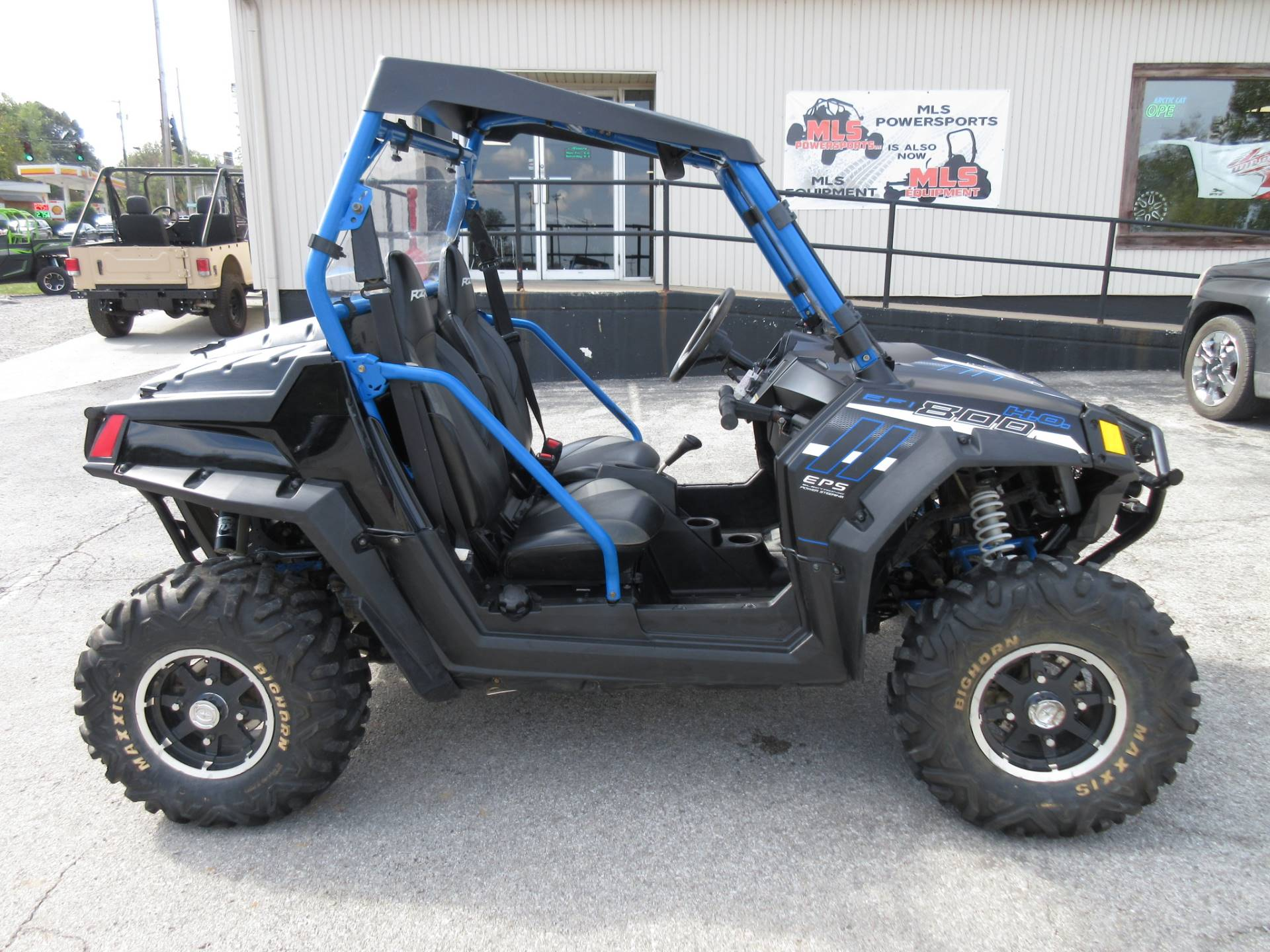 2014 Polaris RZR® S 800 EPS LE in Georgetown, Kentucky - Photo 1