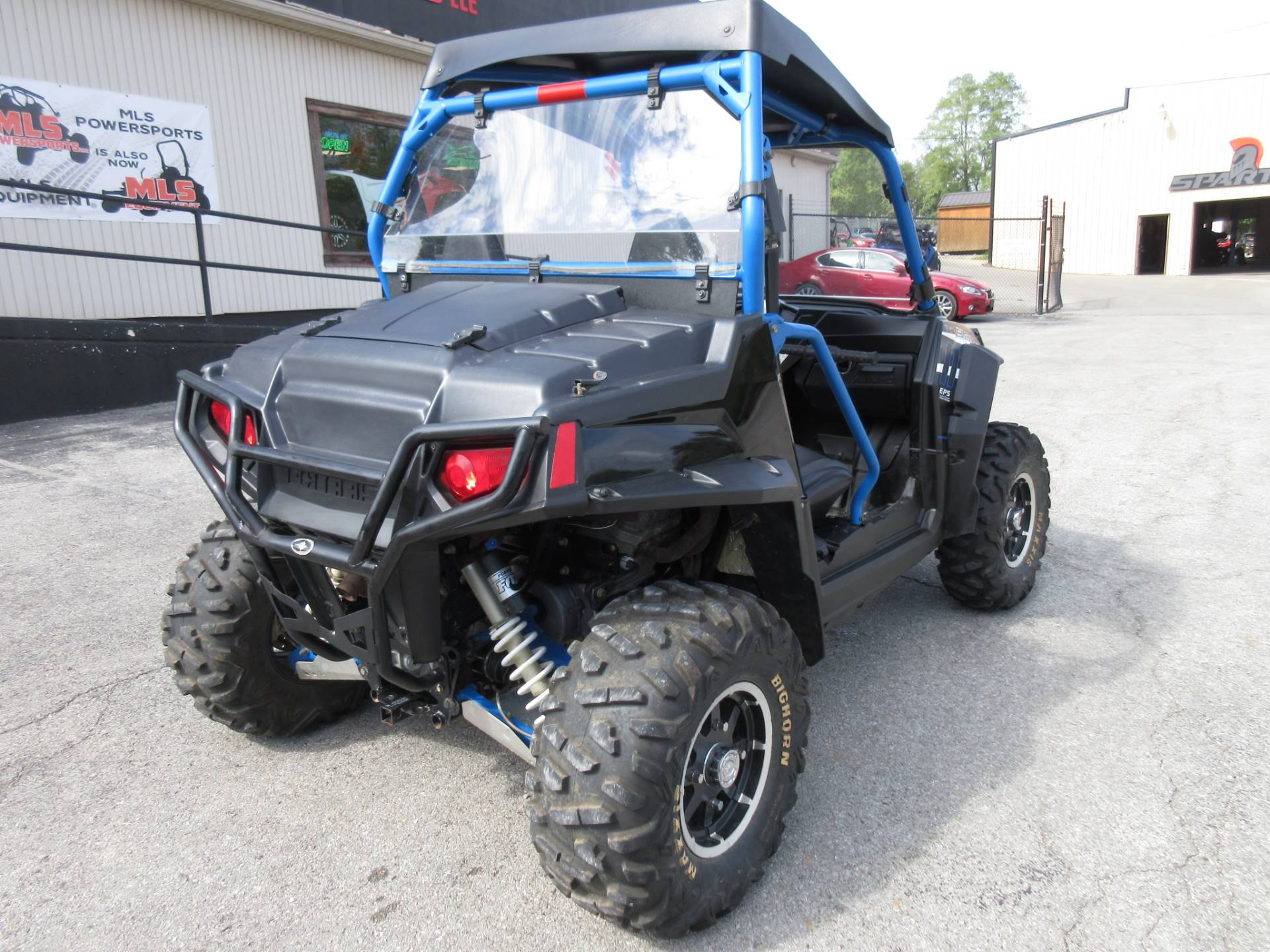 2014 Polaris RZR® S 800 EPS LE in Georgetown, Kentucky - Photo 2