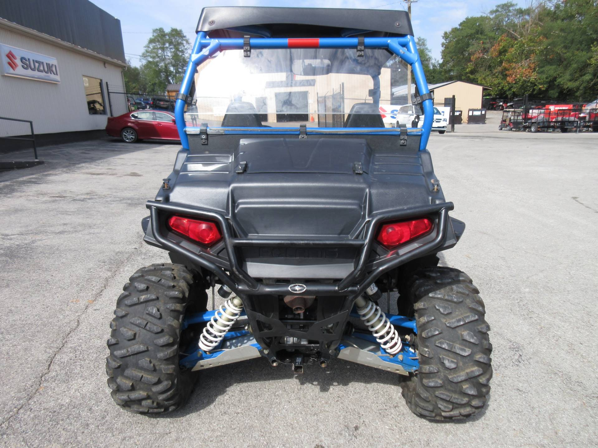 2014 Polaris RZR® S 800 EPS LE in Georgetown, Kentucky - Photo 3