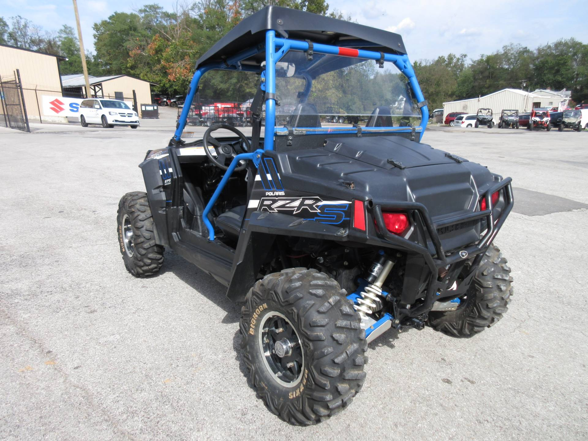 2014 Polaris RZR® S 800 EPS LE in Georgetown, Kentucky - Photo 4