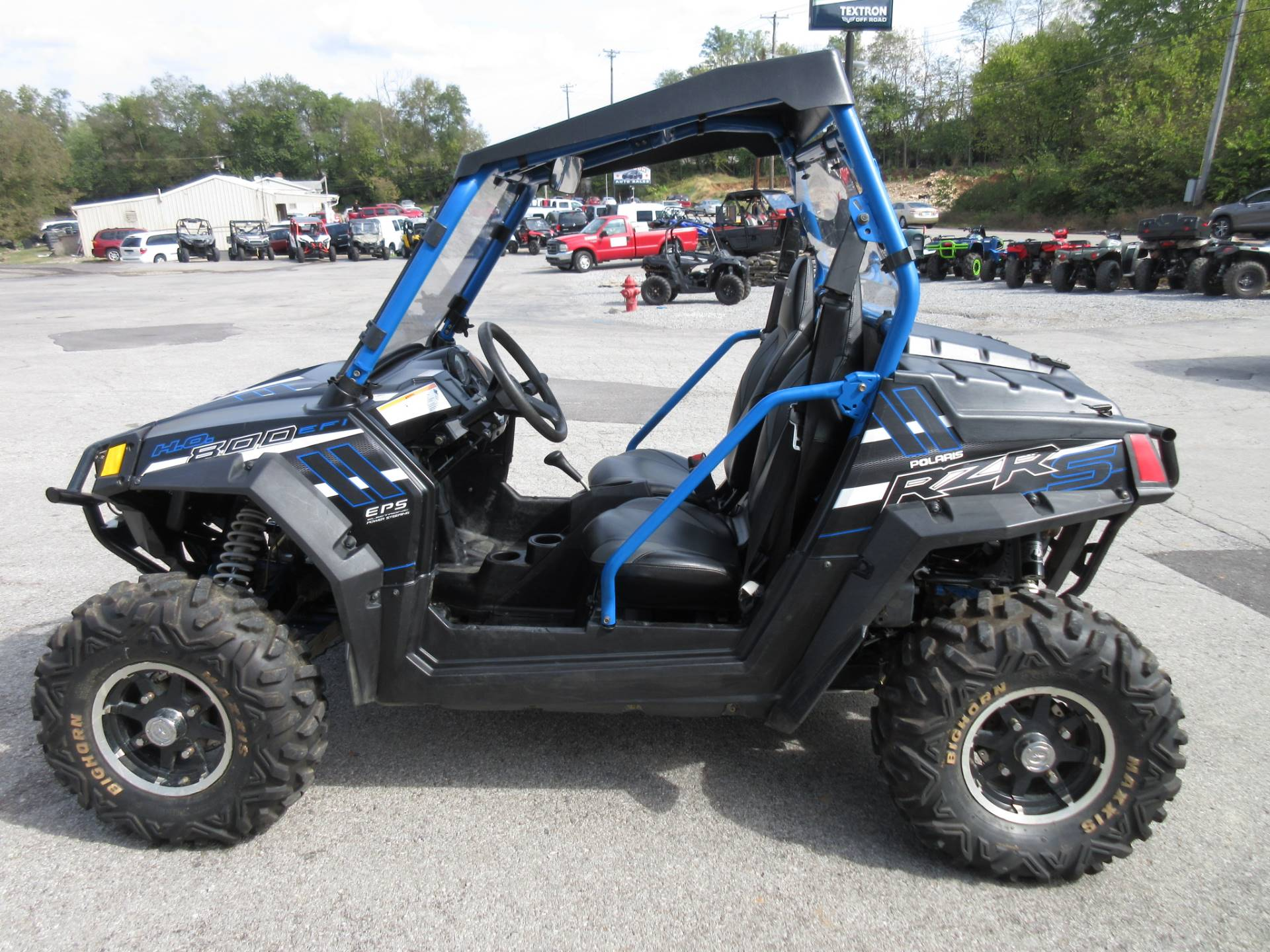 2014 Polaris RZR® S 800 EPS LE in Georgetown, Kentucky - Photo 5