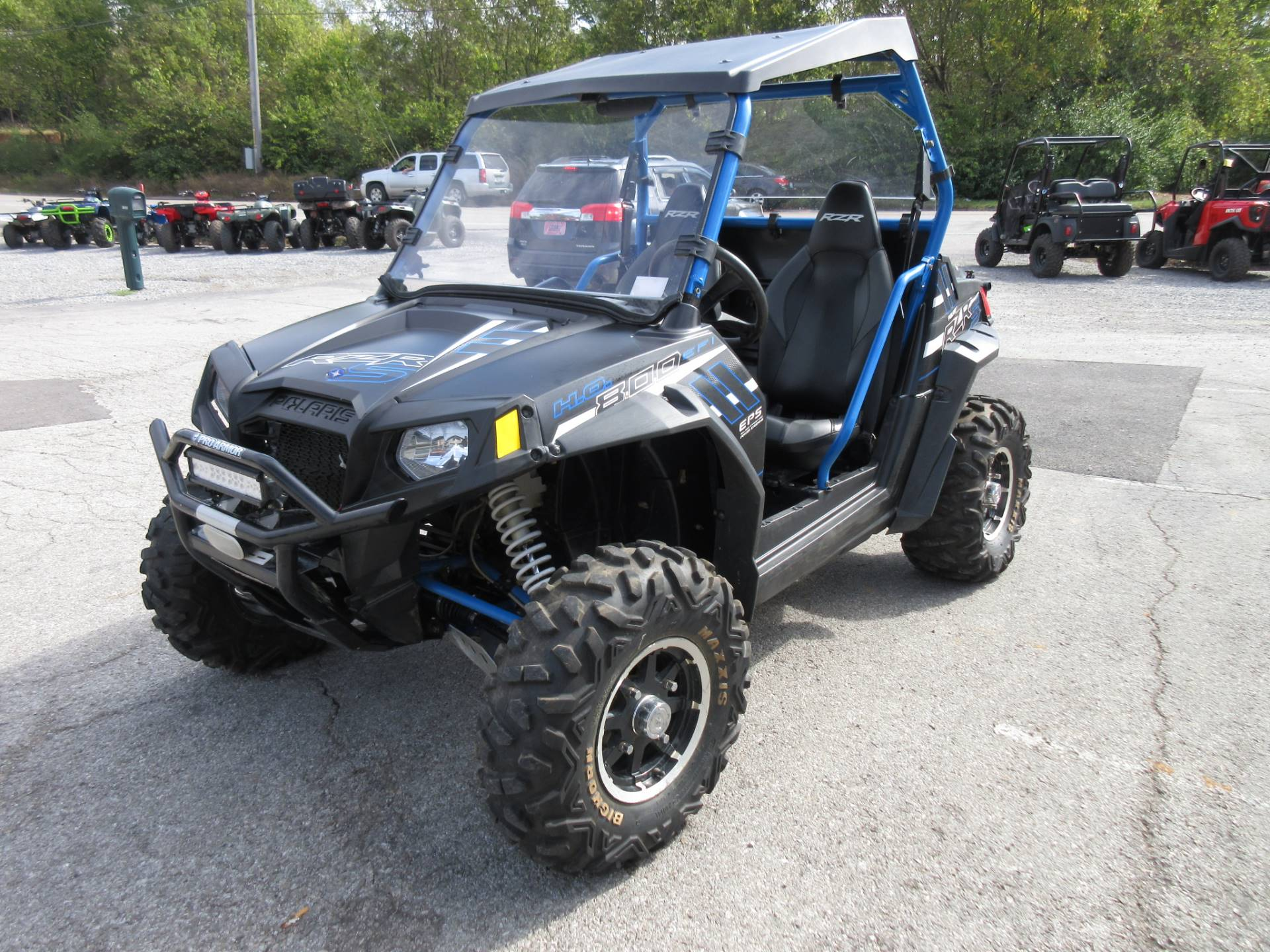 2014 Polaris RZR® S 800 EPS LE in Georgetown, Kentucky - Photo 6