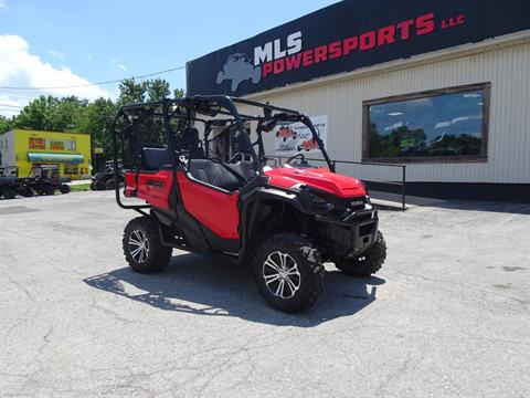 2018 Honda Pioneer 1000-5 Deluxe in Georgetown, Kentucky - Photo 1