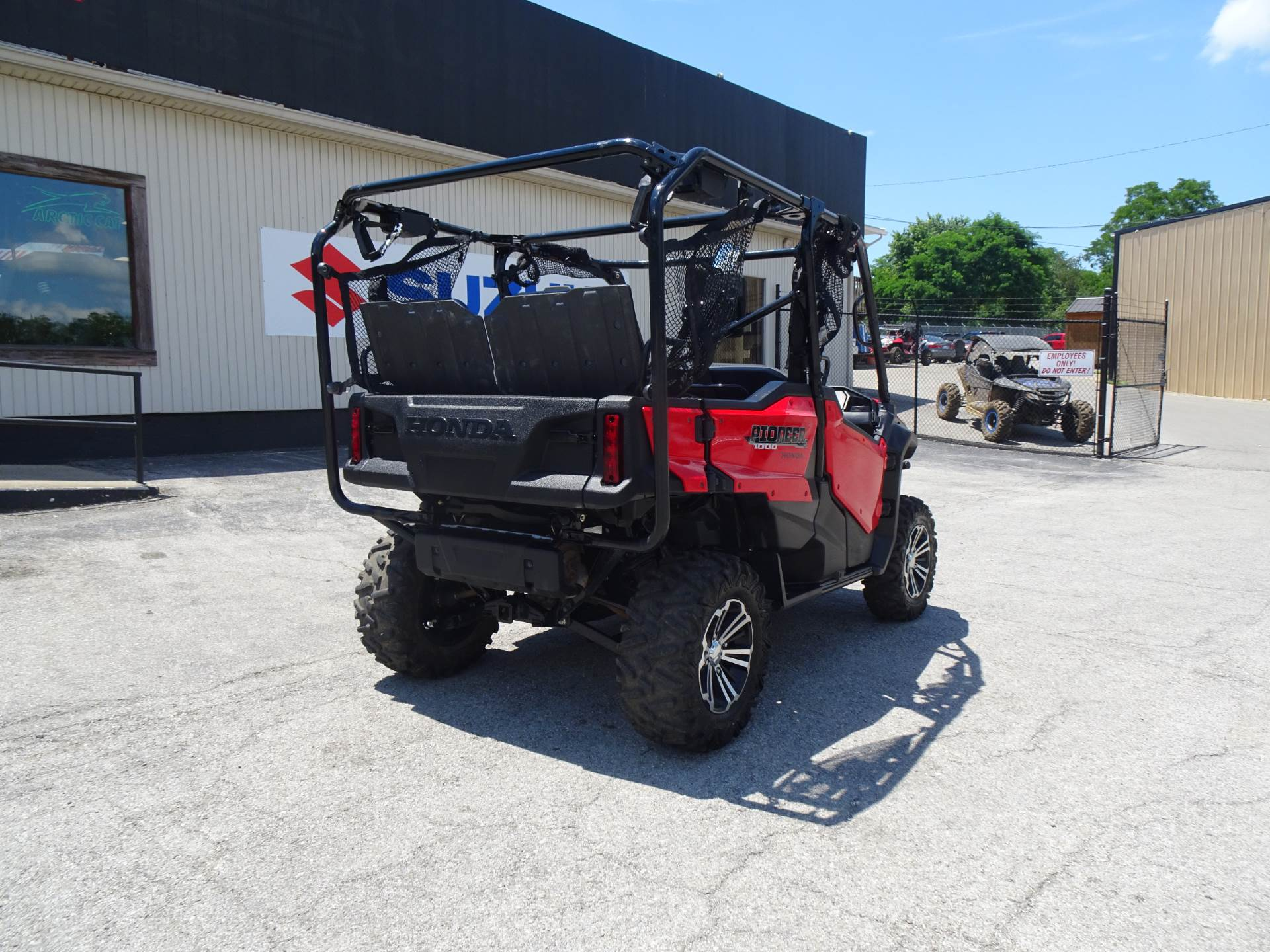 2018 Honda Pioneer 1000-5 Deluxe in Georgetown, Kentucky - Photo 3