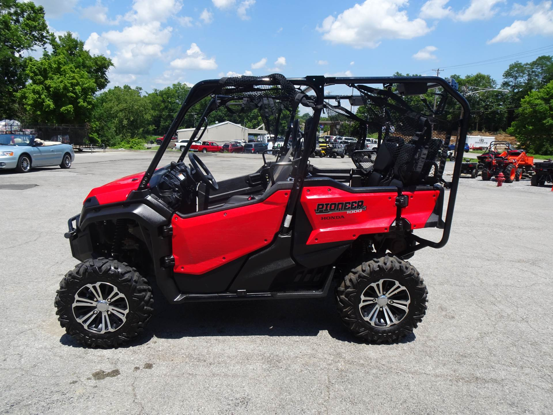 2018 Honda Pioneer 1000-5 Deluxe in Georgetown, Kentucky - Photo 6