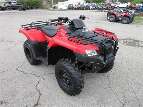 2017 Honda FourTrax Rancher 4x4 in Georgetown, Kentucky