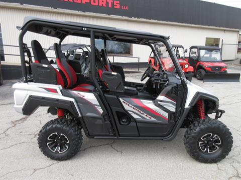 2018 Yamaha Wolverine X4 SE in Georgetown, Kentucky