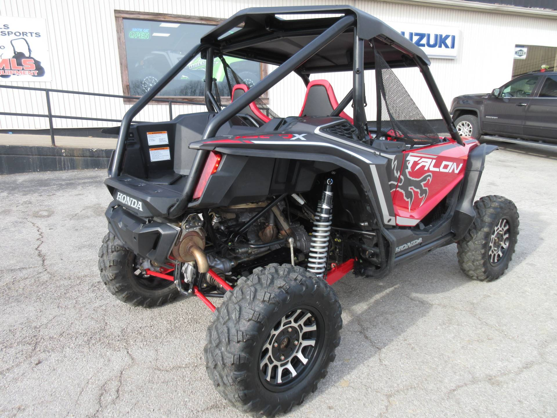 2019 Honda Talon 1000X in Georgetown, Kentucky - Photo 2