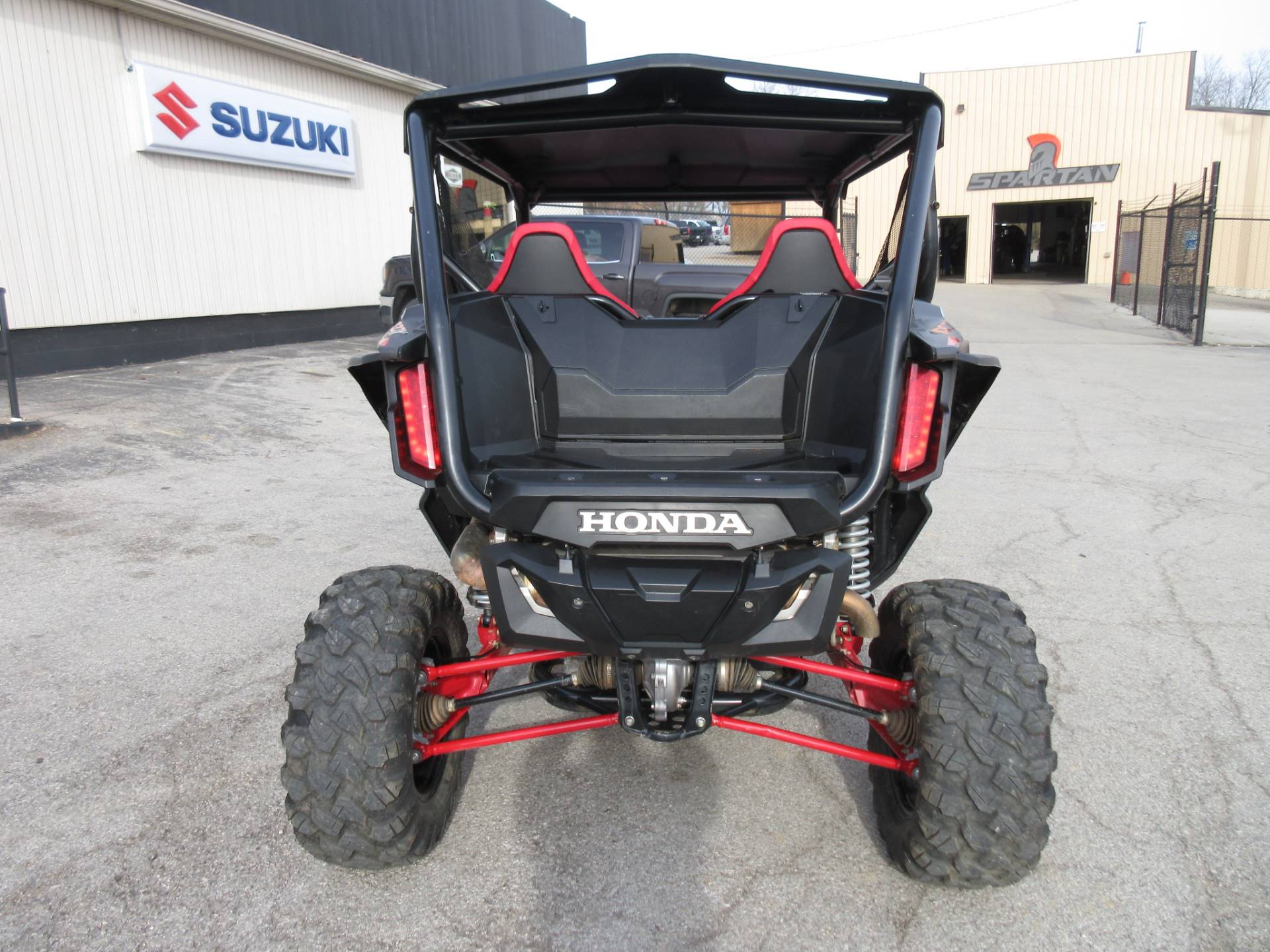 2019 Honda Talon 1000X in Georgetown, Kentucky - Photo 3