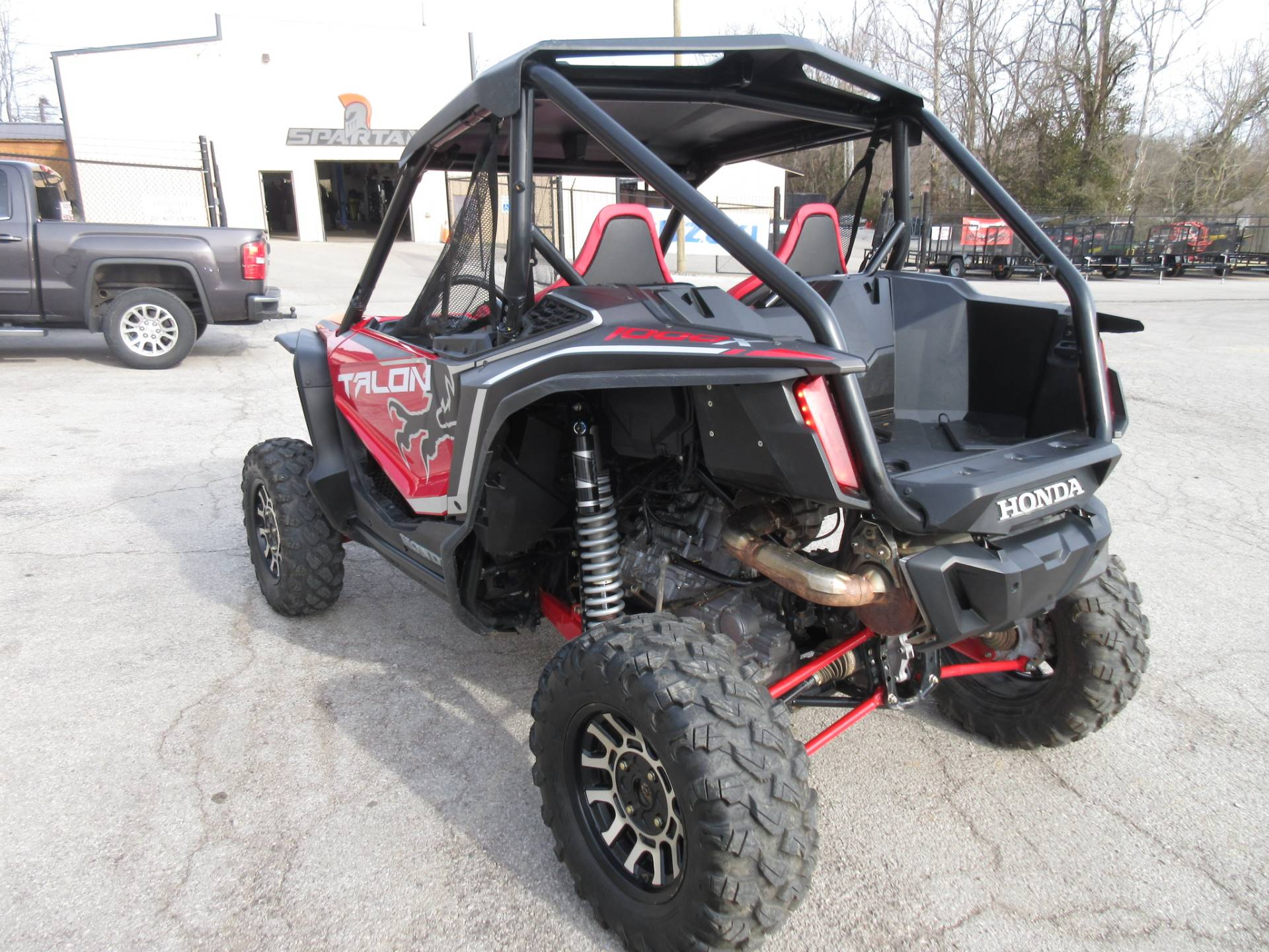 2019 Honda Talon 1000X in Georgetown, Kentucky - Photo 4