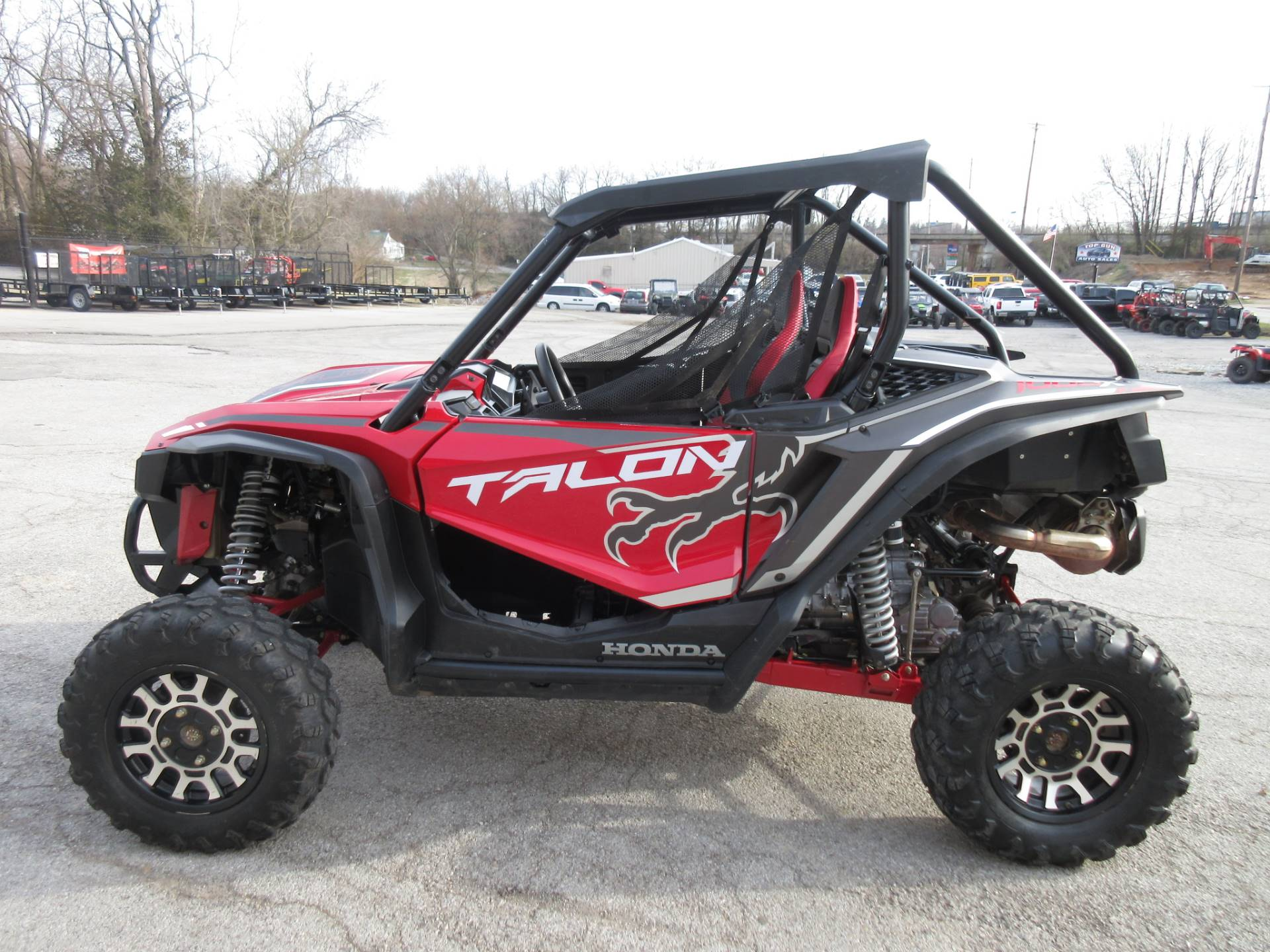 2019 Honda Talon 1000X in Georgetown, Kentucky - Photo 5