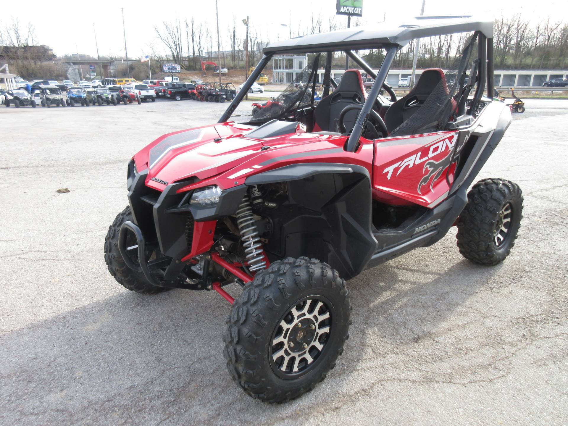 2019 Honda Talon 1000X in Georgetown, Kentucky - Photo 6