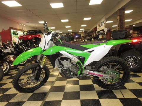 2017 Kawasaki KX450F in Georgetown, Kentucky - Photo 1