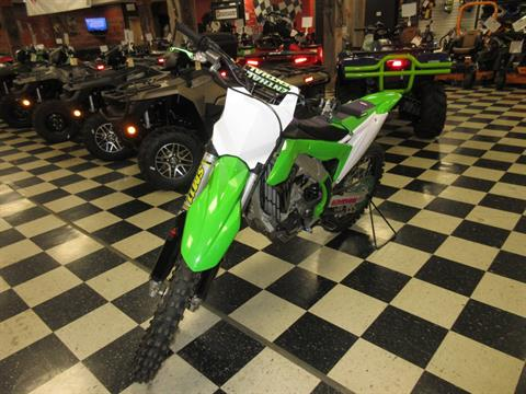 2017 Kawasaki KX450F in Georgetown, Kentucky - Photo 2