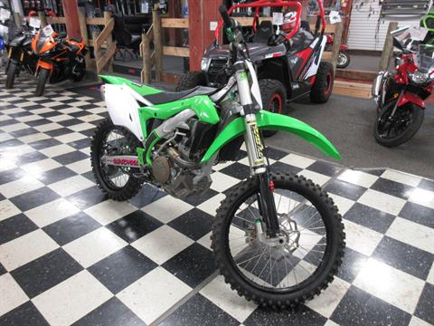 2017 Kawasaki KX450F in Georgetown, Kentucky - Photo 3