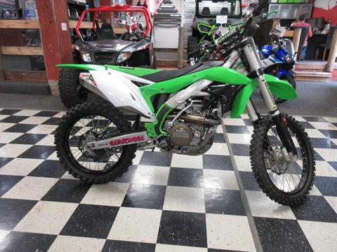 2017 Kawasaki KX450F in Georgetown, Kentucky - Photo 4