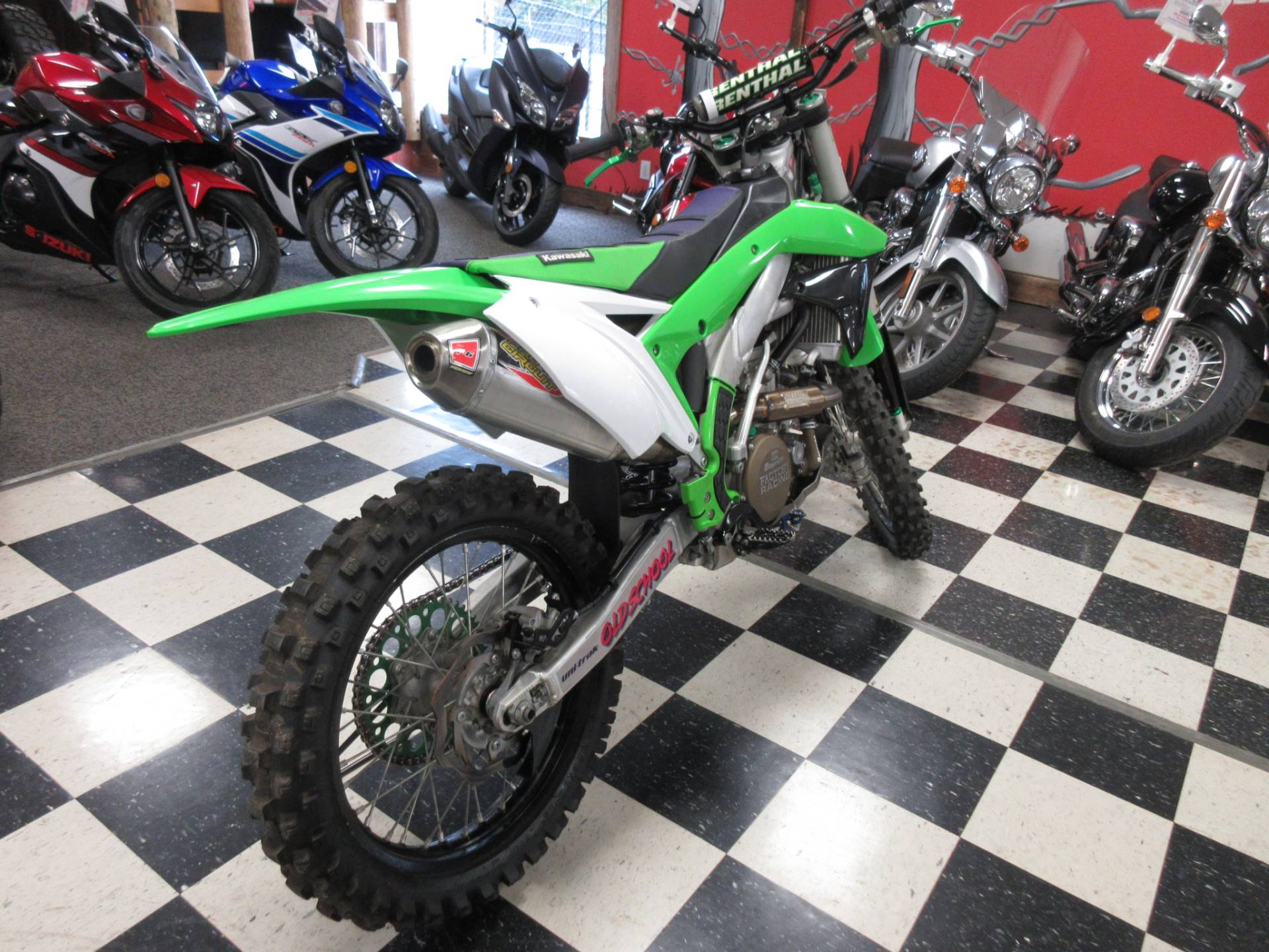2017 Kawasaki KX450F in Georgetown, Kentucky - Photo 5