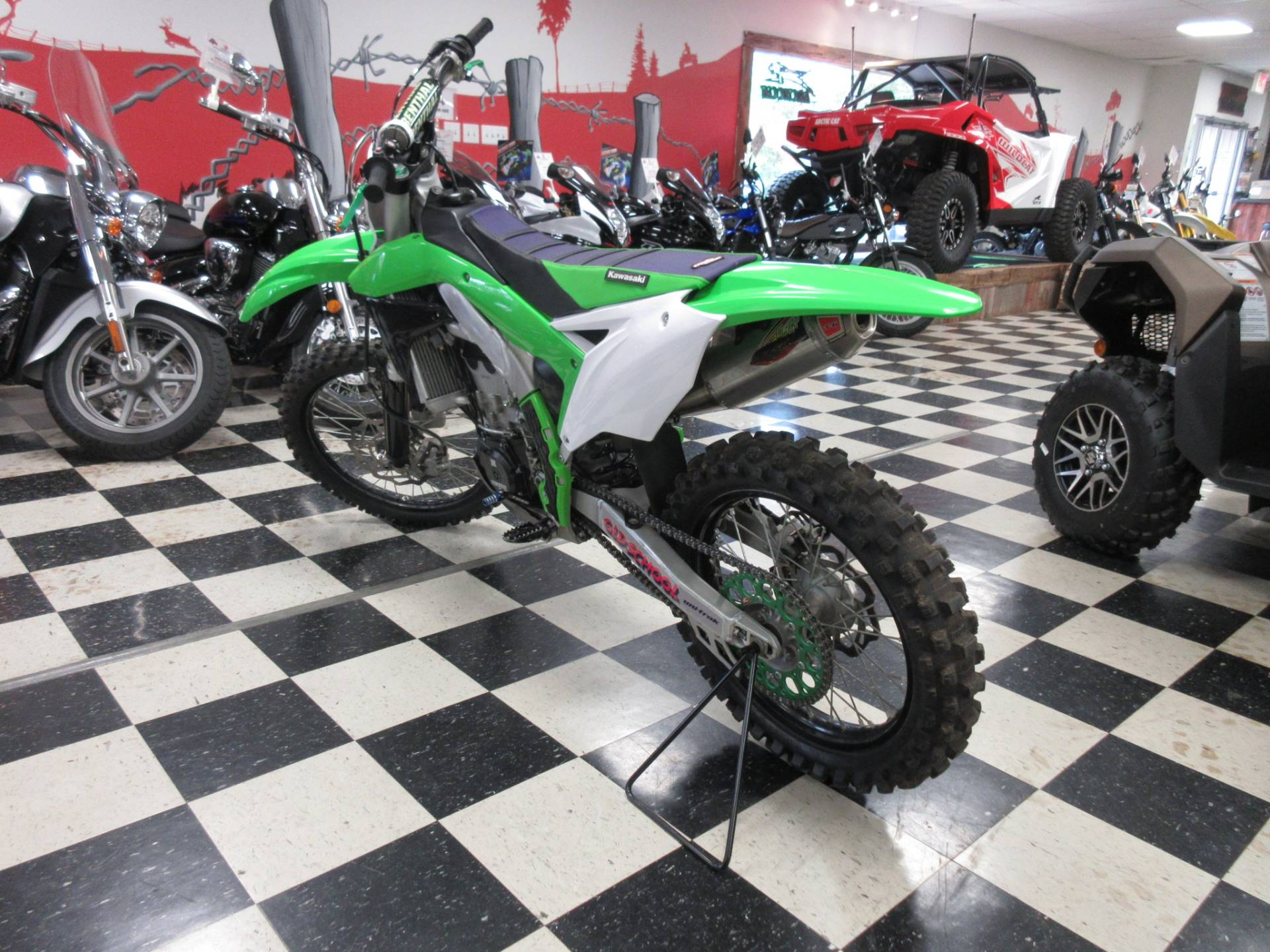 2017 Kawasaki KX450F in Georgetown, Kentucky - Photo 6