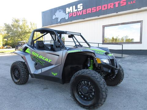 2018 Textron Off Road Wildcat XX in Georgetown, Kentucky
