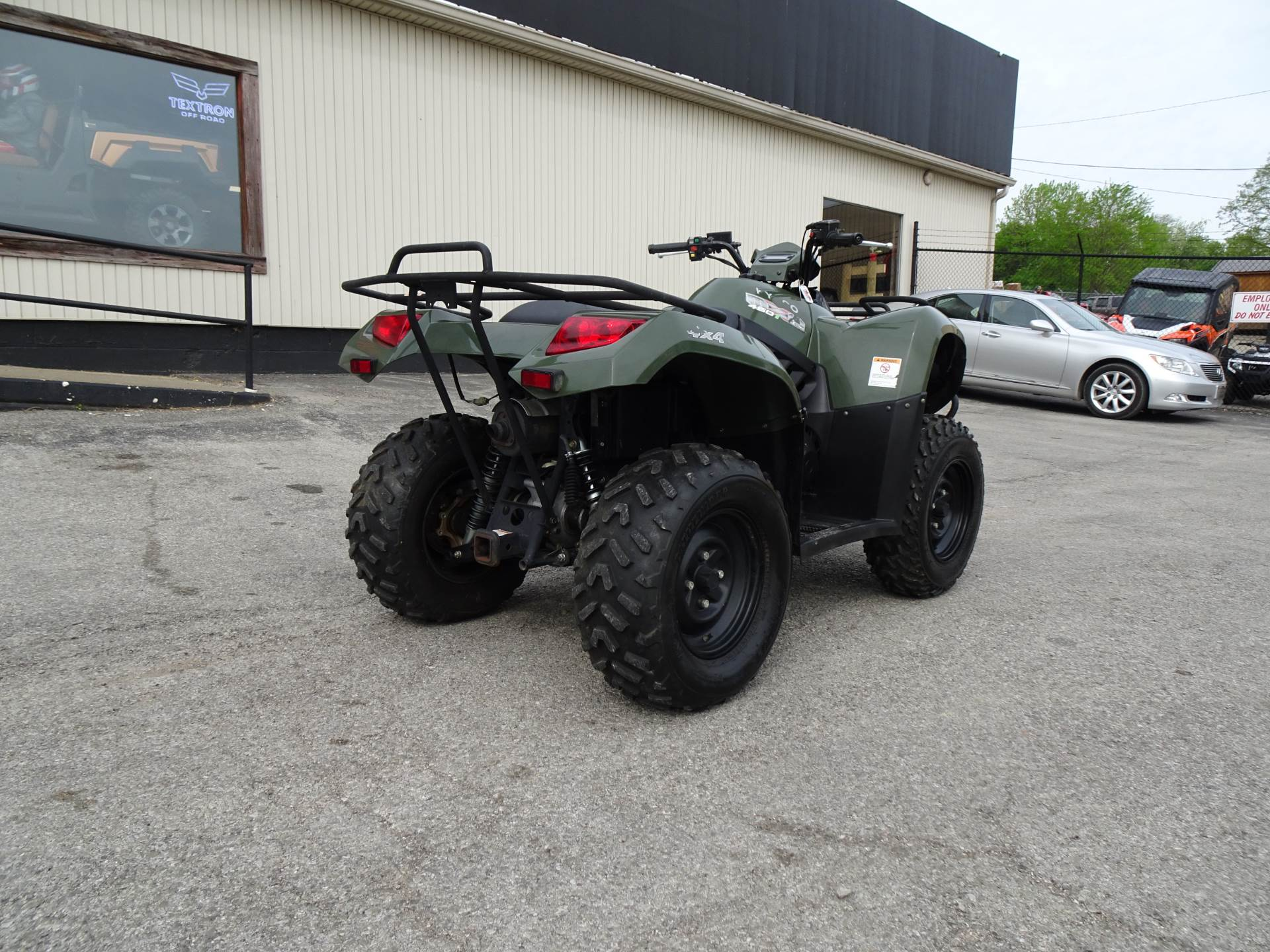 2012 Kymco MXU 450i in Georgetown, Kentucky - Photo 3
