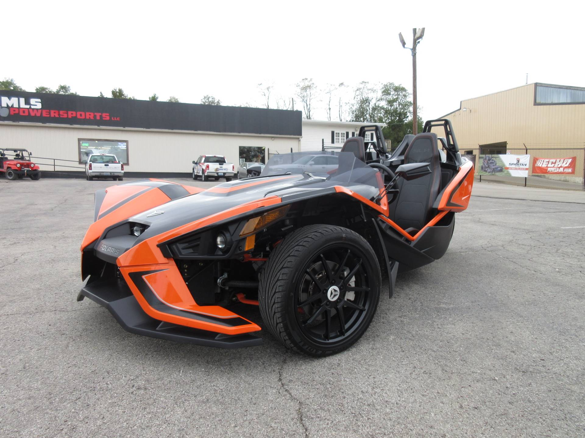 2017 Slingshot Slingshot SLR in Georgetown, Kentucky