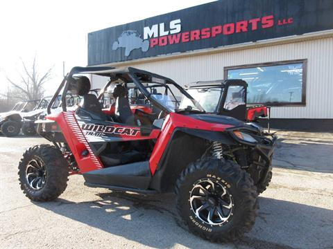 2016 Arctic Cat Wildcat Trail XT in Georgetown, Kentucky