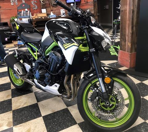 2021 Kawasaki Z900 ABS in Georgetown, Kentucky - Photo 1