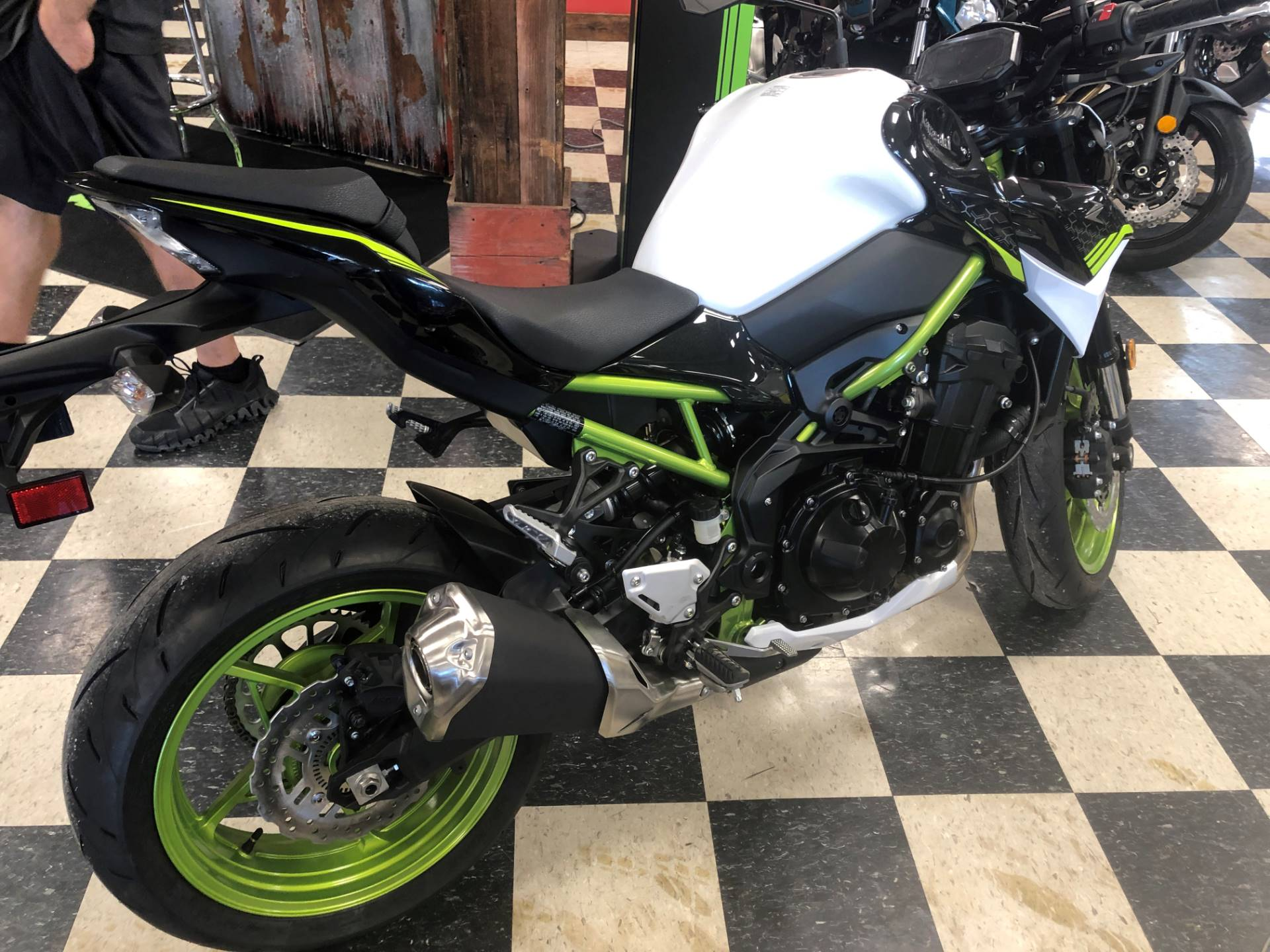 2021 Kawasaki Z900 ABS in Georgetown, Kentucky - Photo 3