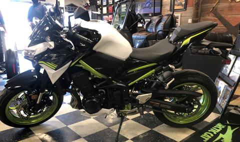 2021 Kawasaki Z900 ABS in Georgetown, Kentucky - Photo 5