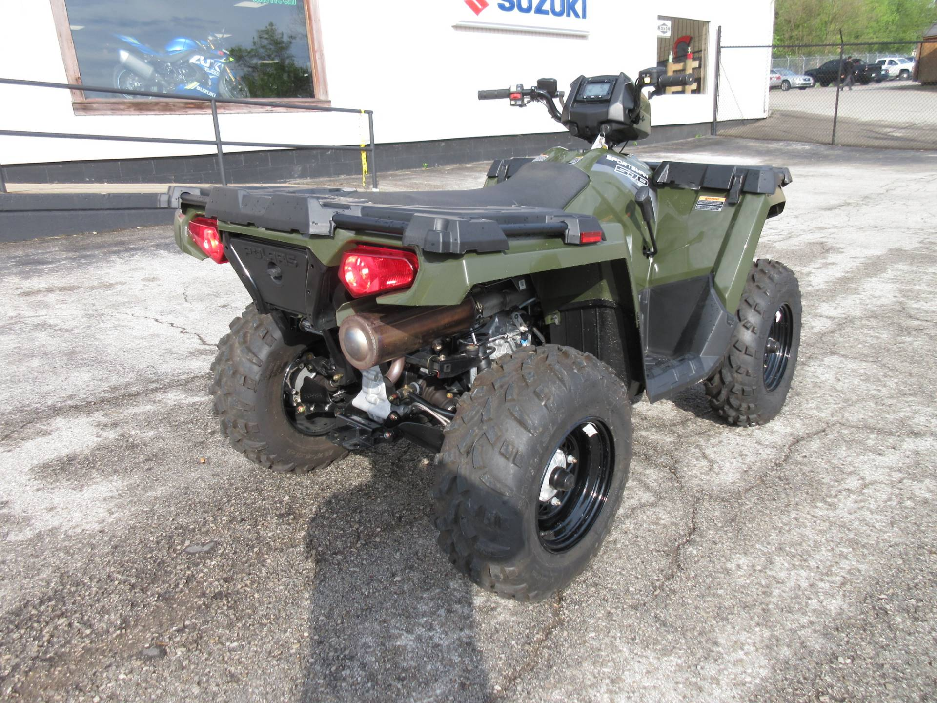 2019 Polaris Sportsman 570 in Georgetown, Kentucky - Photo 2